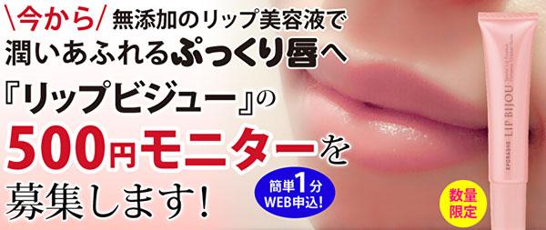 500円モニター募集