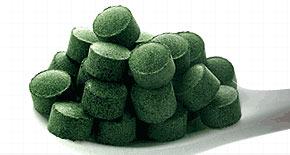 ミドリムシの錠剤