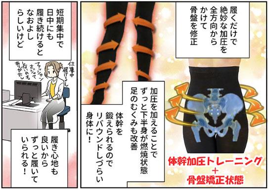チュチュバンビ紹介漫画